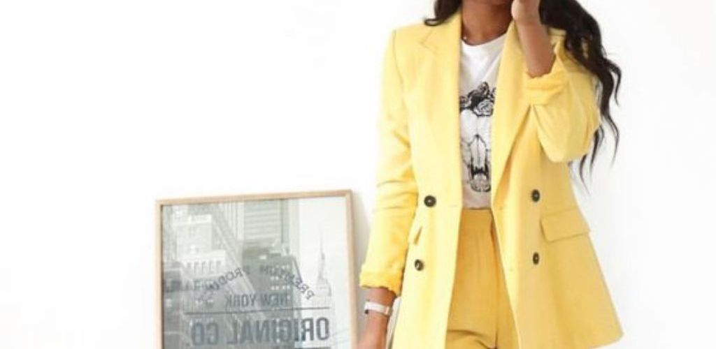 Suit color trends are a big part of summer fashion, so here are some you should wear to the office this summer!
