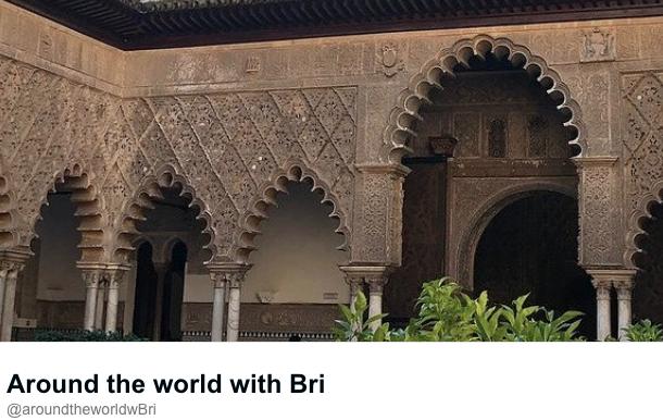 Around The World With Bri